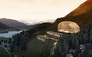InterContinental Hotel, Davos