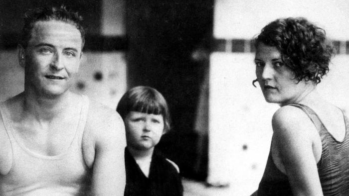 F Scott Fitzgeralds American Dreams Financial Times