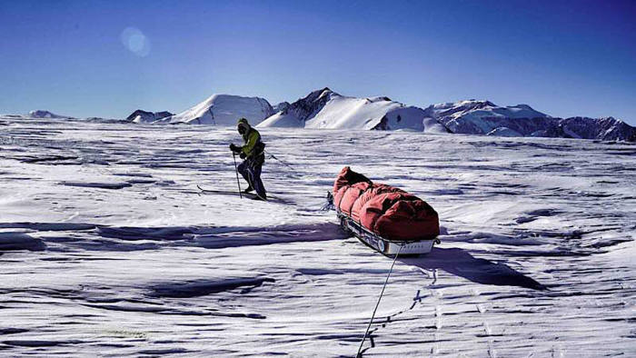 Racing for the rum: Christmas in Antarctica | Financial Times