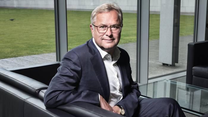 FOR USE BY Monday Interview Only Soren Skou, Søren Skou, CEO at Maersk
