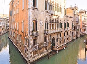 Venezia, 07/02/2014 - Palazzo Molin dei cuoridoro