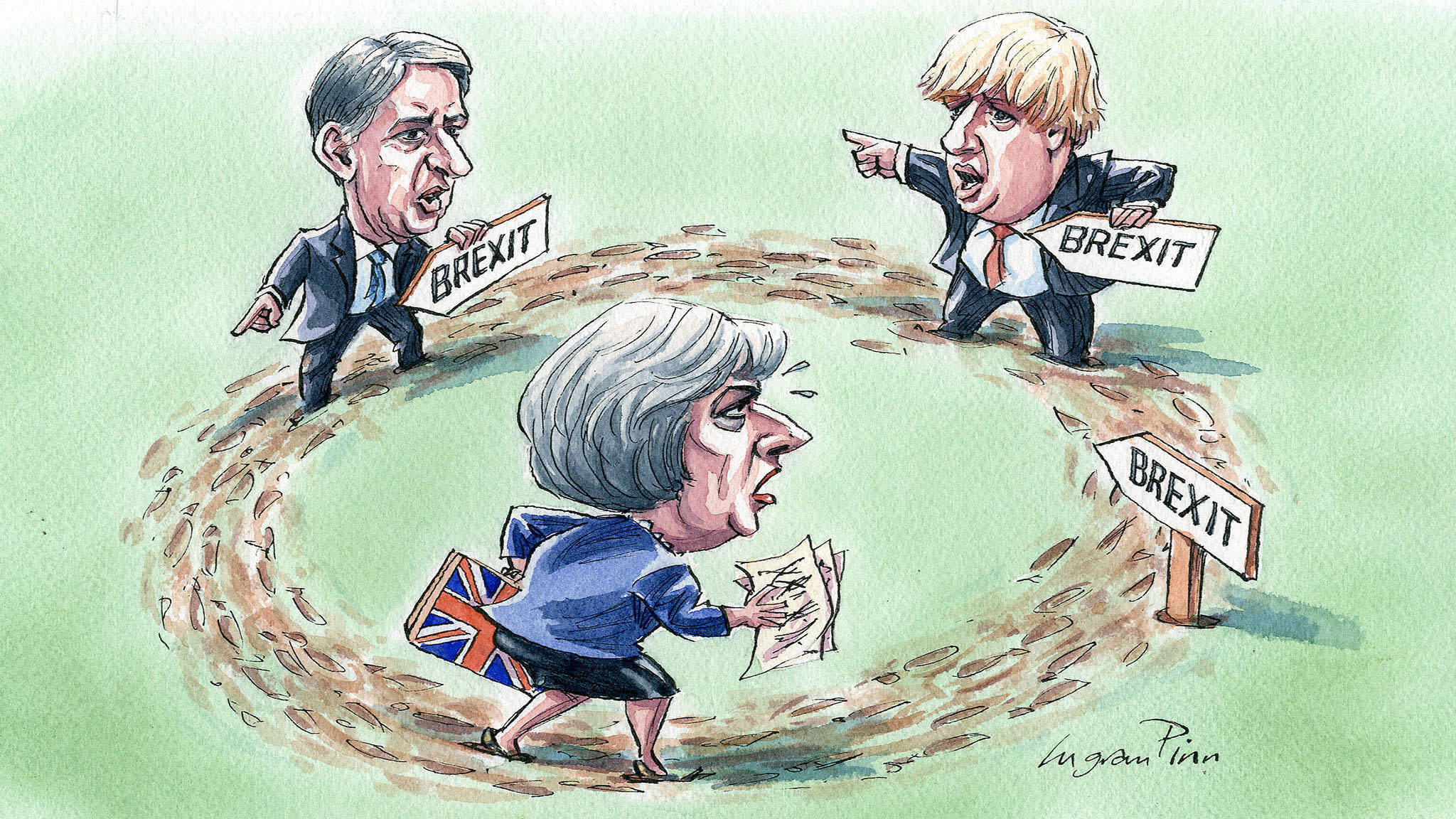 How Brexit may not mean Brexit | Financial Times
