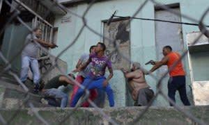 Venezuelan filmmaker Jackson Gutierrez