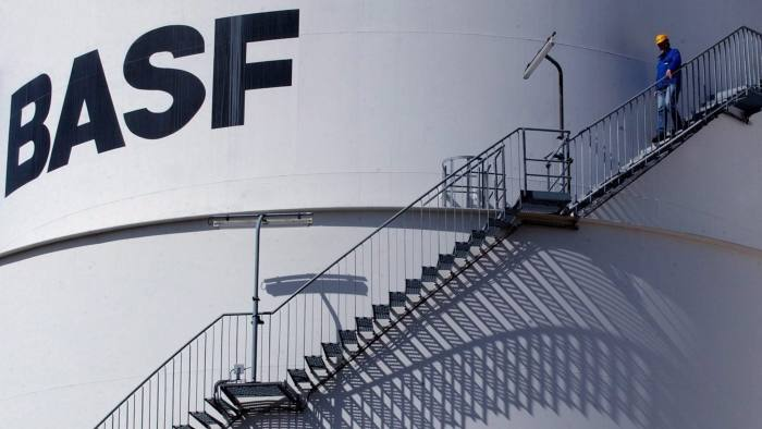 BASF unveils biggest acquisition in its history   Financial Times