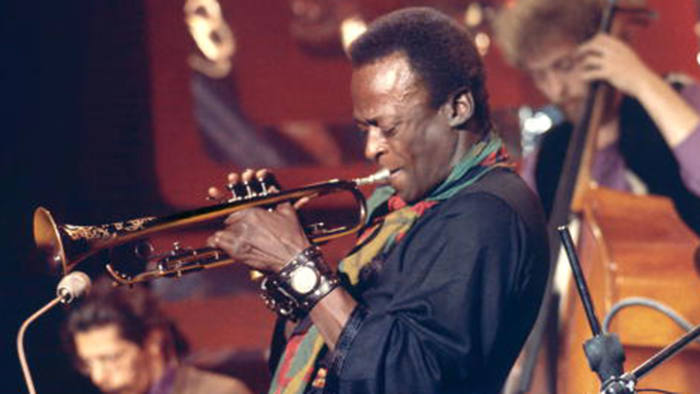 Miles Davis at Ronnie Scott's in London, 1969