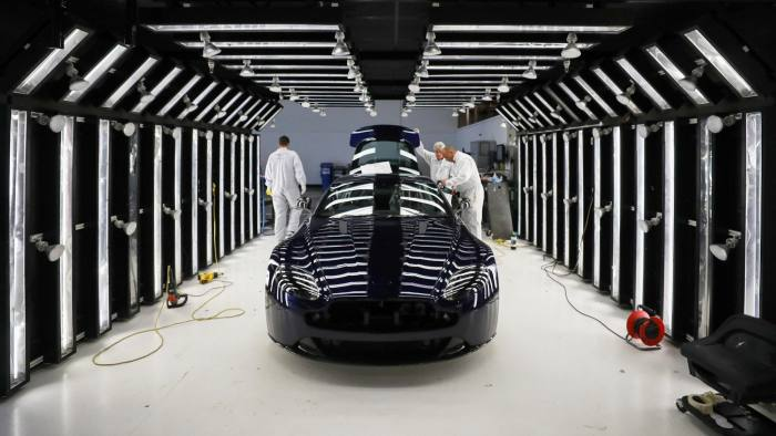 Aston Martin Vows To Put Hybrid Technology In Every Car Financial