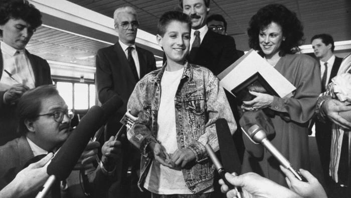 Stigma: Ryan White contracted HIV from a transfusion