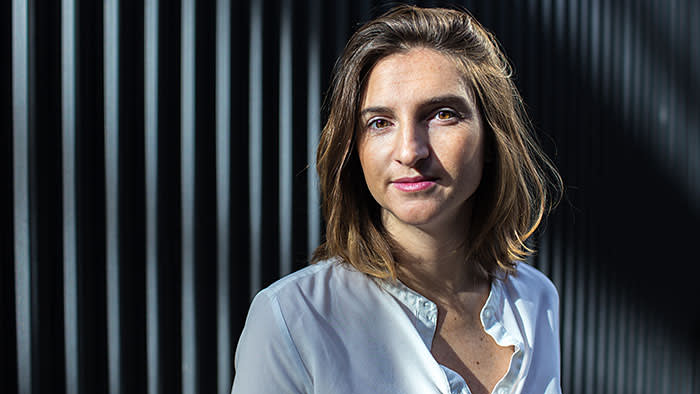 Josephine Goube CEO of Techfugees