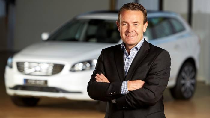 Klas Bendrik - Group CIO (Chief Information Officer) & Vice President Volvo Car Corporation as from December 1st 2010