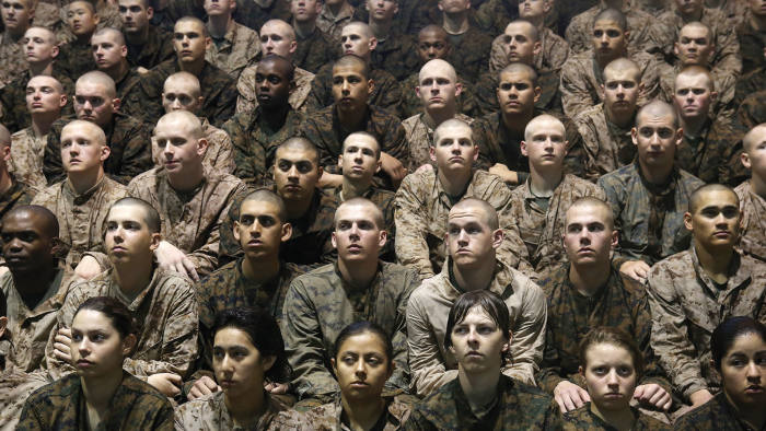 why young people join the military There are many reasons why people join the military however, joining the military because you cannot find anything else to do is typically not the best reason - though many of those who are uninterested in what the civilian jobs offer find a home in the military as well.
