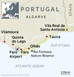 Portugal's eastern Algarve offers buyers less glitz, more value