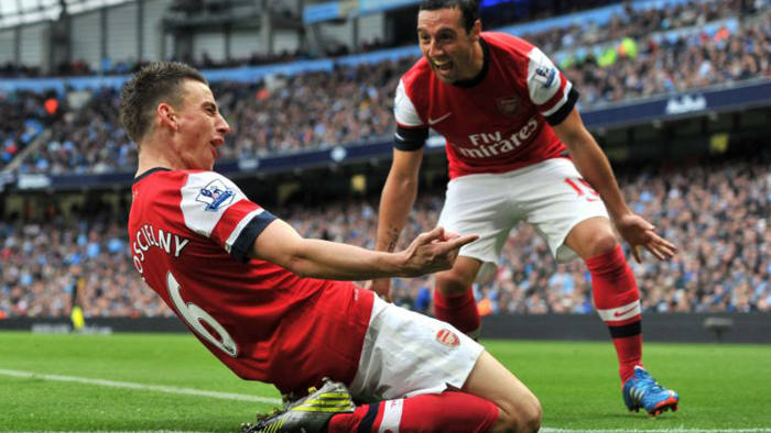 6c6c634fa Arsenal secures five-year kit deal with Puma