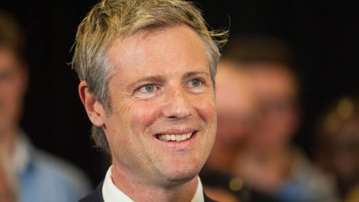 Brexiter: Zac Goldsmith regained Richmond Park