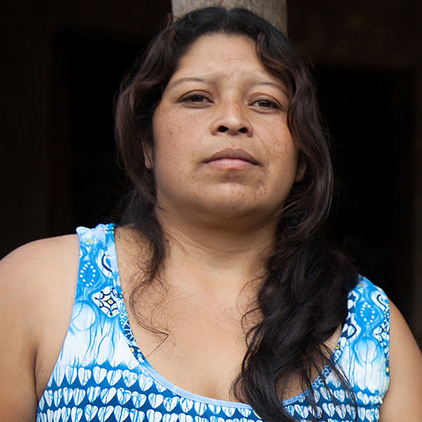 Delmi Ordóñez, who spent 11 months in prison for murder before her case was dismissed