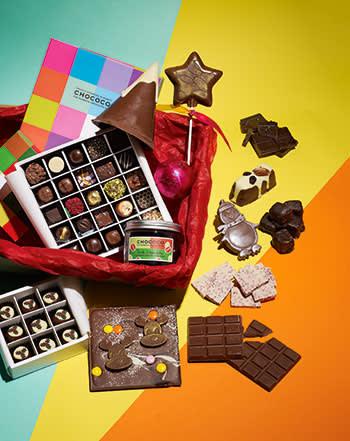 Luxury Festive Hamper by Chococo