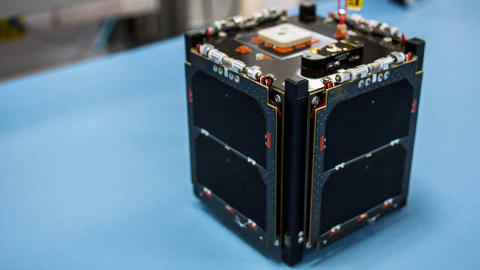 CubeSat by Clyde Space