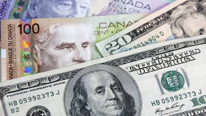 Canadian dollar surges higher after surprise rate tightening