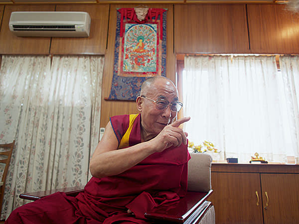 An exclusive interview with the Dalai Lama | Financial Times