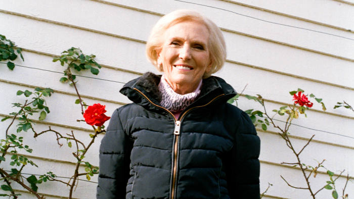Mary Berry 			High Wycombe 			09/11/16