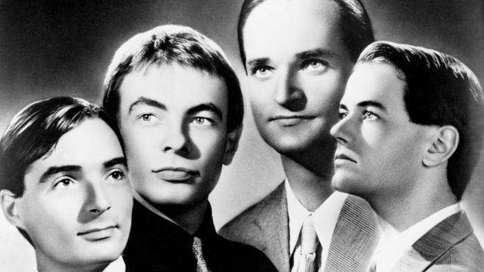 'The Model' — Kraftwerk's prototype for modern pop ...Kraftwerk Band