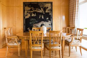Gianotti's dining room
