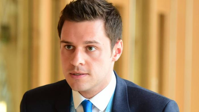 Ross Thomson of Aberdeen South originally backed Brexit