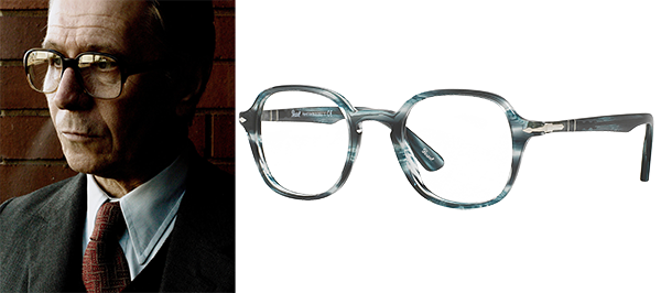 69c0c40ca9 The spy glass  Worn by Gary Oldman in  Tinker Tailor Soldier Spy