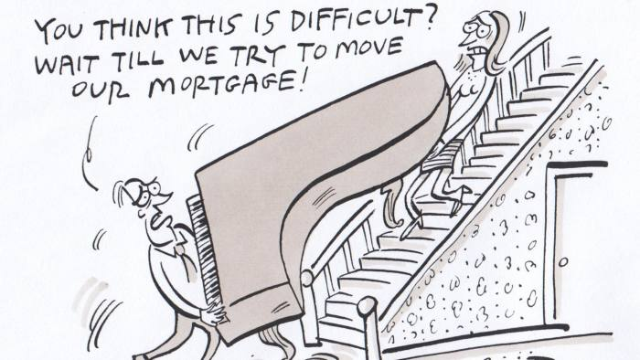 Can we hold on to our interest-only mortgage? | Financial Times