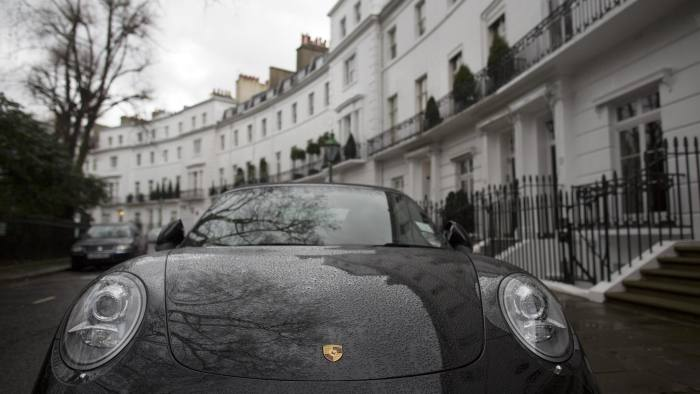 Luxury Property And Residential Streets As 2014 Price Increases To Halve