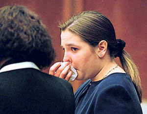 Louise Woodward on trial in 1997