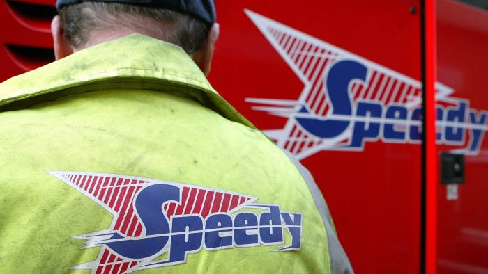 The Board of Speedy Hire Is Pleased To Announce its Preliminary Results For The Year Ended 31st March 2007. Mandatory credit: VisMedia +44 (0)20 7613 2555