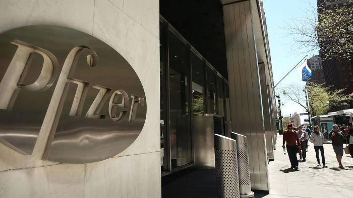 Pfizer Seeks Breast Cancer Drug Approval Financial Times