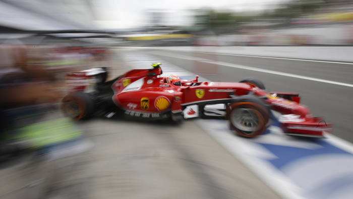 F1 finally joins the online conversation | Financial Times