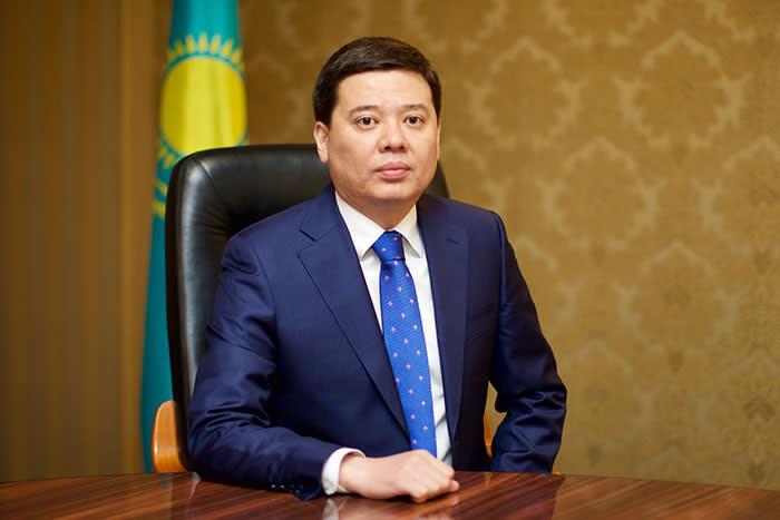 Marat Beketayev, Kazakh justice minister