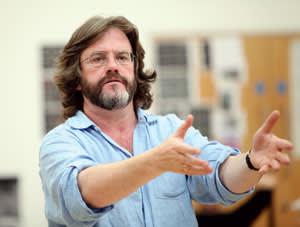 Greg Doran directing at the RSC, Stratford
