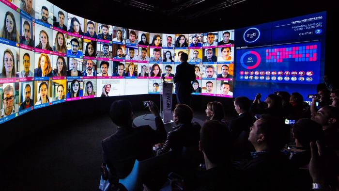 New vision: IE Business School's virtual classroom