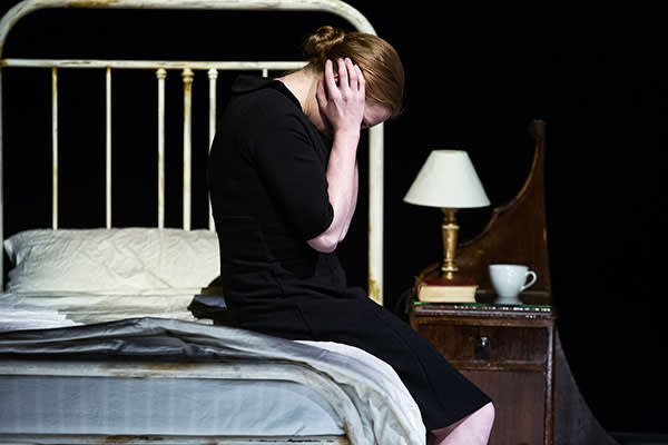 A scene from 'Ophelias Zimmer'