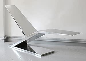 'Wing Chaise Longue' by Sebastian Errazuriz