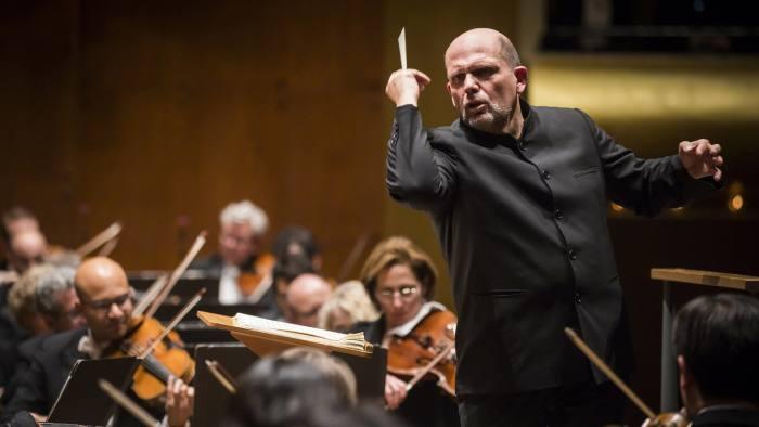Jaap van Zweden conducts the New York Philharmonic