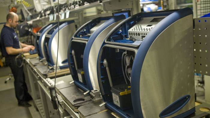 Brother Industries Agrees To Buy Domino Printing In 1bn Deal