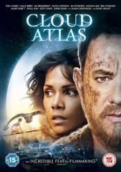Cloud Atlas DVD cover