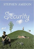 Book cover of 'Security' by Stephen Amidon