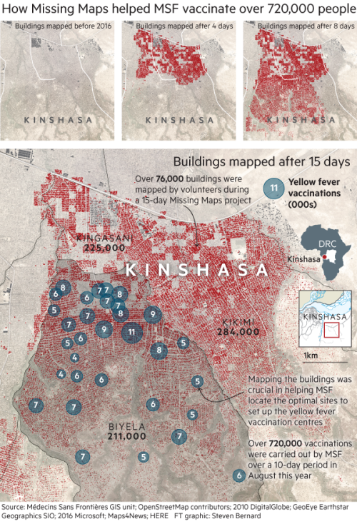 FT's Seasonal Appeal: the volunteer mapmakers saving lives