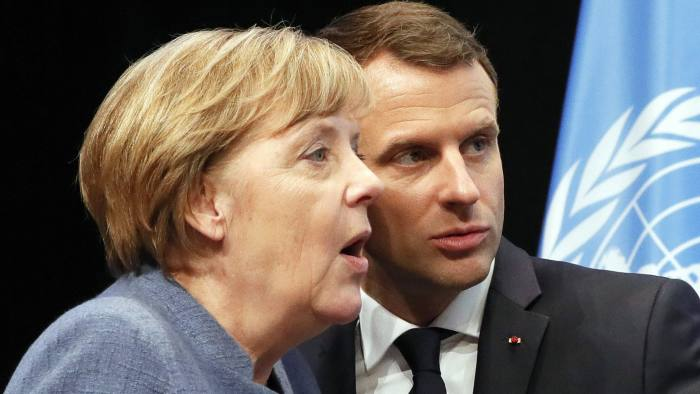 Macron Reforms Will Boost Eurozone Says Poll Of Economists Financial Times