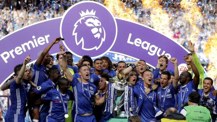 Sky TV suffers fall in viewers of live Premier League games