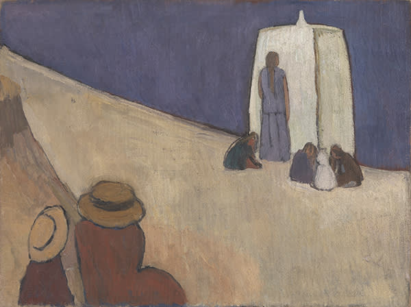 'Studland Beach' (1912)