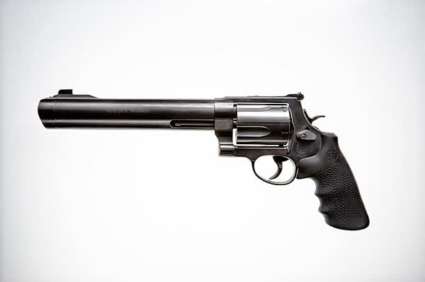 A photograph from 'Gun Series' by Alastair Casey