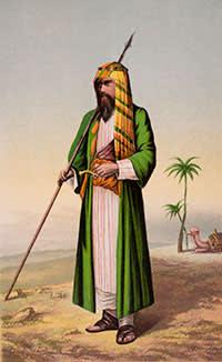 Burton aka Sheikh Abdullah