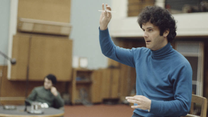 English composer and conductor Peter Maxwell Davies, circa 1965. (Photo by Erich Auerbach/Hulton Archive/Getty Images)