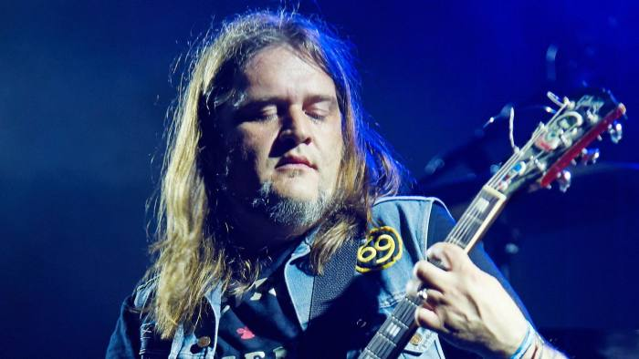 Justin Oborn of Electric Wizard